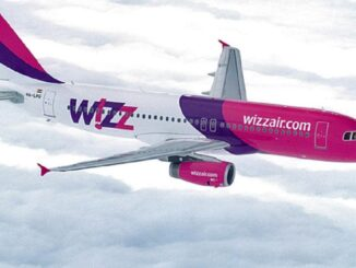 Wizz Air oferă discount de 20% pentru biletele către sau care pleacă de la Aeroportul Londra Luton