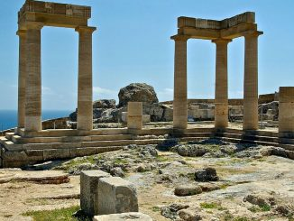 Vacanță în Rhodos