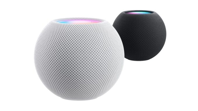 HomePod mini. FOTO Apple