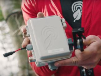 Dispozitivul Vodafone pentru salvarea pădurilor. FOTO Captură Video