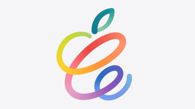 """Apple """"Spring Loaded"""" event. FOTO apple.com"""