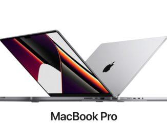 Noul MacBook Pro din 2021. FOTO Apple